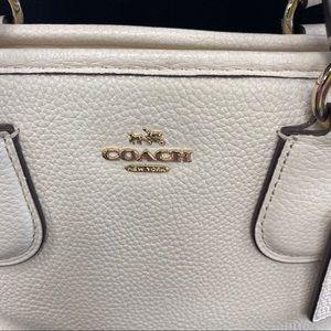 Coach Bags - COACH HANDBAG - Off White